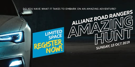 ALLIANZ ROAD RANGERS AMAZING HUNT