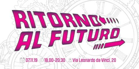 Ritorno al Futuro - Leonardo da Vinci nel Futuro biglietti