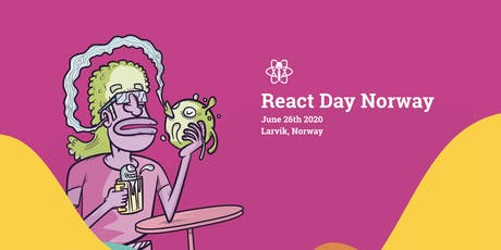 React Day Norway 2020 tickets