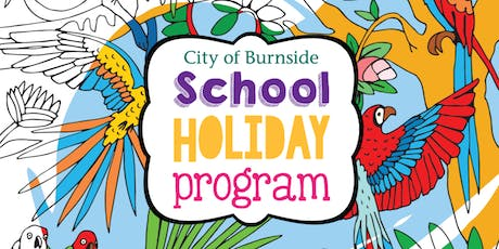 School Holiday Program: Funky Paper Bead Making (7+yrs)  tickets