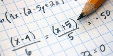 Y11 Prelim 2U Mathematics – Year 12 Kickstarter tickets