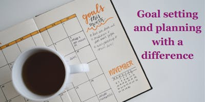 Goal Setting and Planning (with a difference) for Busy Professionals