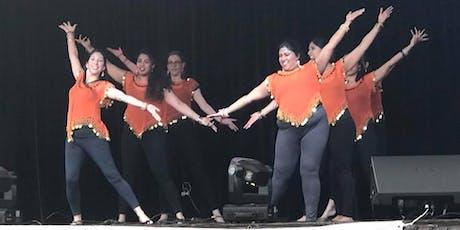 """BOLLY DANCE @ DIWALI FESTIVAL"" INTERMEDIATES COURSE @ City (5 weeks) tickets"