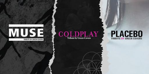 Muse, Coldplay & Placebo by Green Covers en Toledo