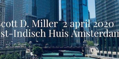 Workshop met Scott D. Miller Amsterdam tickets