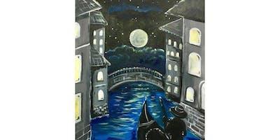 La Luna Bella - Paint & Sip