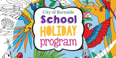 School Holiday Program: Bird Feeder (8+yrs)