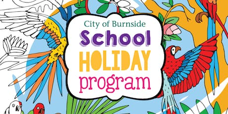 School Holiday Program: Bird Feeder (8+yrs) tickets