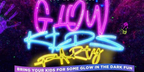 Halloween Glow Kids Party | NYC Best Birthday Party For Kids tickets