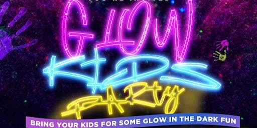 Halloween Glow Kids Party | NYC Best Birthday Party For Kids
