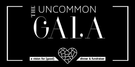 Uncommon Gala - Dinner & Fundraiser tickets