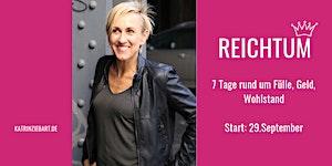 REICHTUM's Challenge vom 29.09. - 05.10.2019