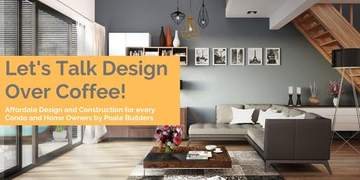 Let's Talk Design and Fit-out Over Coffee!
