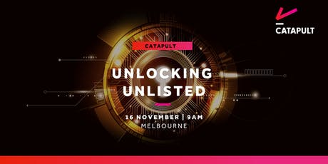 Unlocking Unlisted - Melbourne  tickets