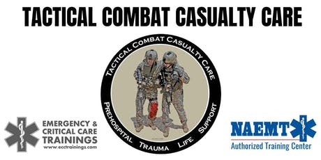 TCCC Tactical Combat Casualty Care tickets
