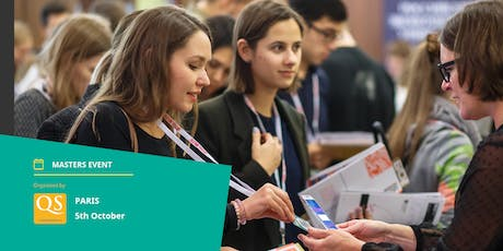 International Masters and PhD Fair in Paris – Saturday 5th October 2019 tickets