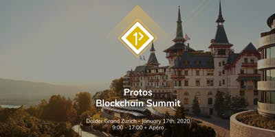 Protos Blockchain Summit - January 2020