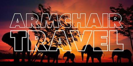 Armchair Travel: Tanzania & Zanzibar tickets
