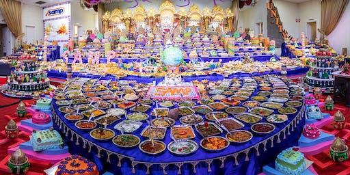 Hindu New Year & Annakut Festival (Festival of Gratitude)