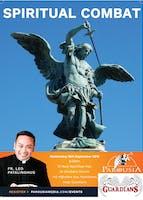 Fr Leo Patalinghug: 'Spiritual Combat' Talk at Guardians, Punchbowl 18/9/19