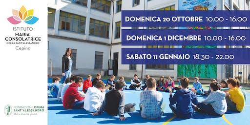 Istituto Maria Consolatrice / Open Day