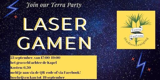 Lasergamen Terra Partum