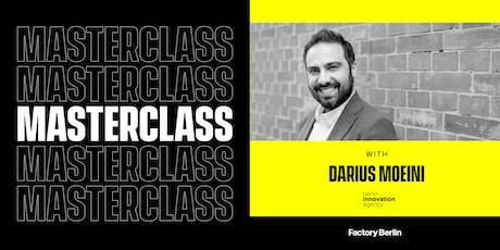 Productivity Revolution: Masterclass with Darius Moeini (BIA) tickets