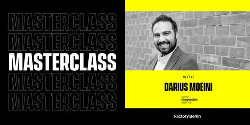Productivity Revolution: Masterclass with Darius Moeini (BIA)