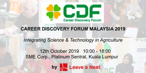 Career Discovery Forum 2019