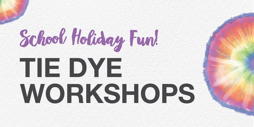 Peregian Springs - Tie Dye Workshop