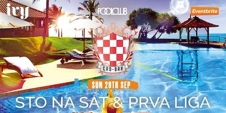 Cro-Bar @ Ivy Poolclub tickets
