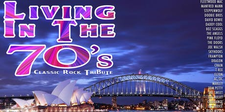 Living In The 70s Cruise Sydney Harbour tickets