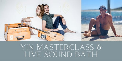 Yin Masterclass & Live Sound Bath