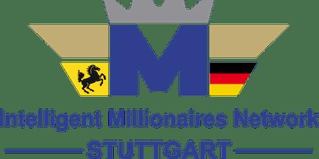 Intelligent Millionaires Network - IMN Stuttgart September 2019 Tickets