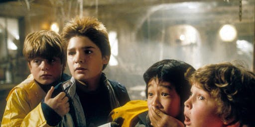 Cinema Artyshock - The Goonies