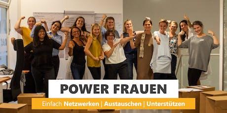 #2 Power Frauen - Netzwerktreffen Tickets