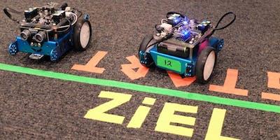 FerienAKTIONSTAG: Roboter bauen und programmieren