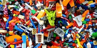 FIRST LEAGUE LEGO Building Event