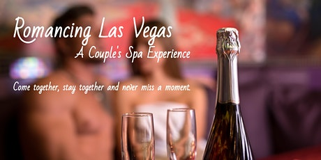 Romancing Las Vegas - A Couple's Spa Experience - Massage, Showers, Pools and Love tickets