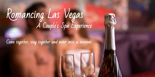 Romancing Las Vegas - A Couple's Spa Experience - Massage, Showers, Pools and Love