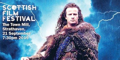 Highlander - Scottish Film Festival Sean Saturday tickets