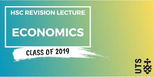 Economics - HSC Revision Lecture (UTS)