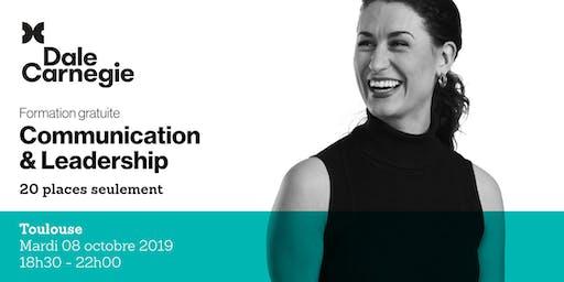 Communication & Leadership - Soirée de formation gratuite à Toulouse