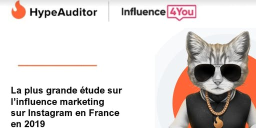 La plus grande étude sur l'influence marketing sur Instagram en France