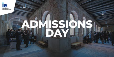 Admission Day: Bachelor programs Santa Cruz entradas