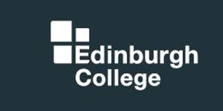 Edinburgh College Careers Day tickets