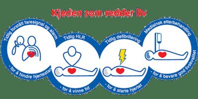 Førstehjelpskurs for frivillige  i Redd Barna