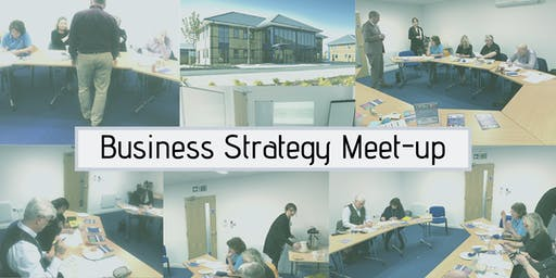 Business Strategy Meet-up by Zokit