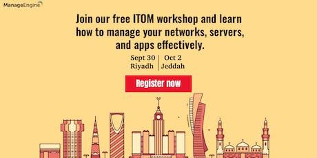 IT Operations Management workshop-Jeddah tickets