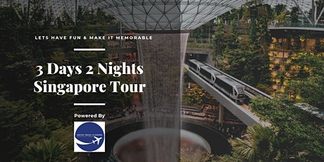 3D2N Singapore Fun Family Tour tickets